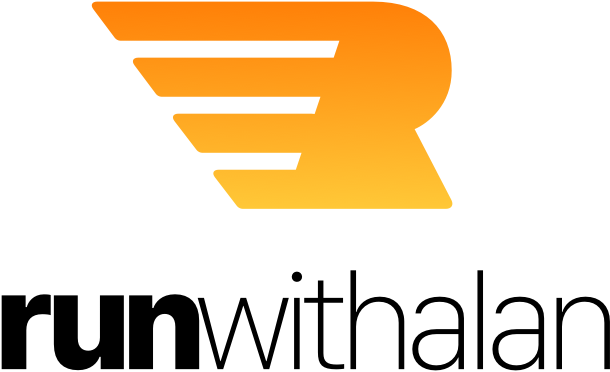 Run With Alan Logo