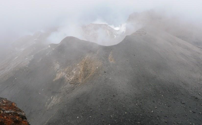 The funniest volcano climb ever